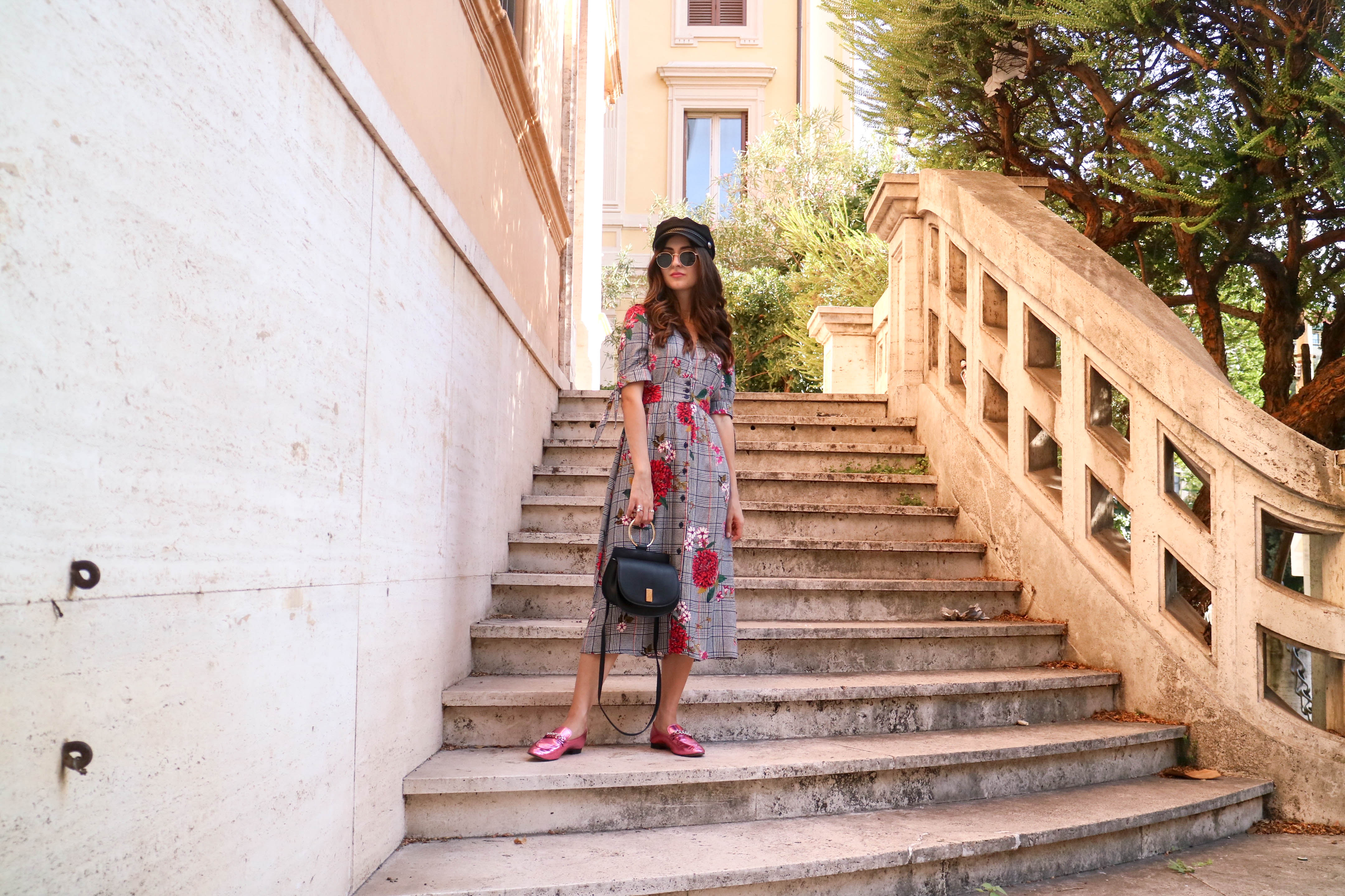 the perfect transitional dress